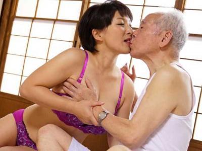 【紳士】男68歳、まだまだ絶倫!息子の嫁とSEXでガチ悶絶!日本の高齢者に捧ぐポルノビデオ!
