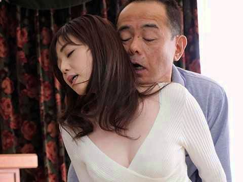 【NTR】「あなた…許して…」上の立場を利用し寝取りSEX!義父の老練テクに堕ちる不貞な人妻!!