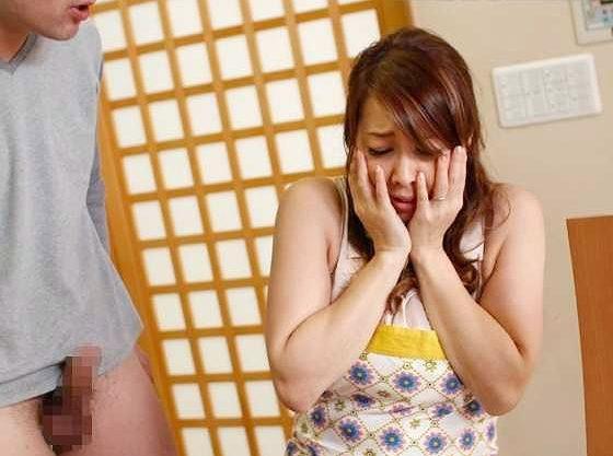 〖熟女〗勃起サプリを隣の少年に投与!ビンビンの肉棒に狂う爆乳人妻!!