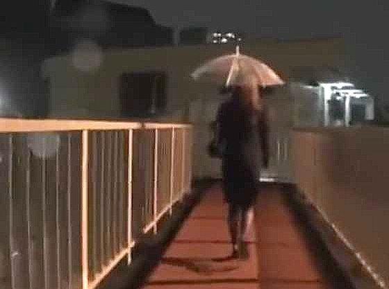 【レイプ】「嫌ああ!だめええ!!」夜道を一人歩く美女をストーキングし、自宅に入る一瞬を襲う鬼畜!抵抗虚しく犯される美女!