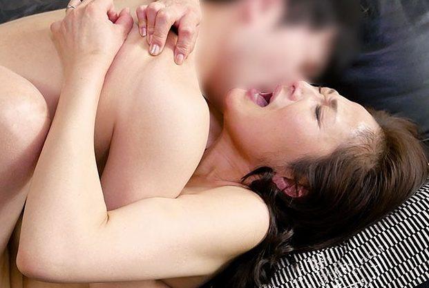 〖五十路〗「んっダメ…まだイカないで…♡」禁断母子SEXに悶絶!親子で求め合う近親相姦の膣内射精Fuck