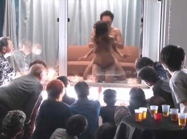 〖逆MM号〗『いやっ、何ですかコレぇぇ♥』羞恥企画で公開Fuck!激ピス悶絶を衆目に晒される美人女子大生
